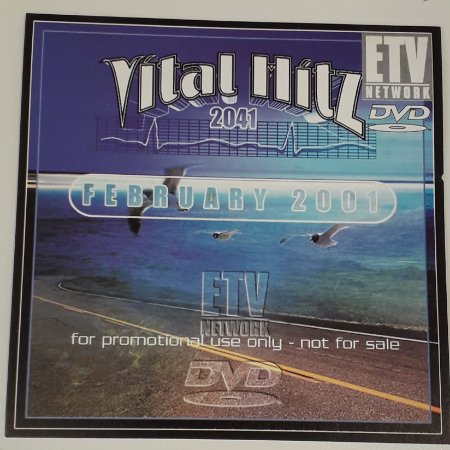 Various - Vital Hitz 2041 - February 2001 - For Promotional Use Only - Not For Sale