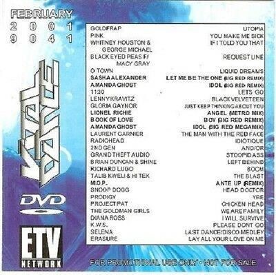 Various - Etv Vital Dance - February 2004 9041