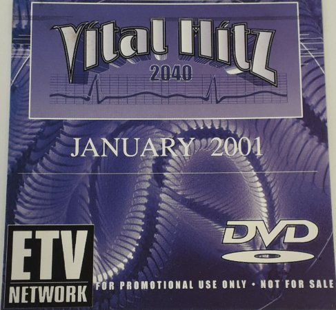 Various - Etv Vital Hitz 2040 - January 2001