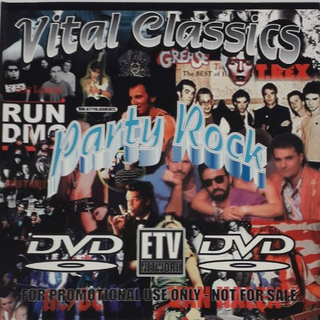 Various - Etv Vital Classics - Party Rock - #13