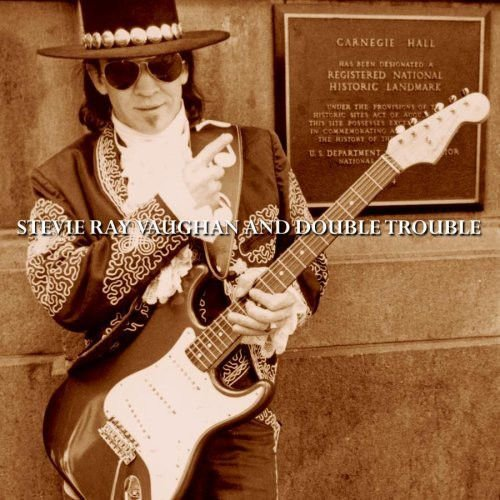 Stevie Ray Vaughan And Double Trouble ‎– Live At Carnegie Hall