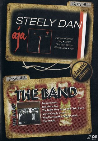 Steely Dan (DVD1) The Band (DVD2) ‎– Classic Albums