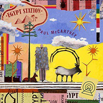 Paul McCartney – Egypt Station  (Digipack)