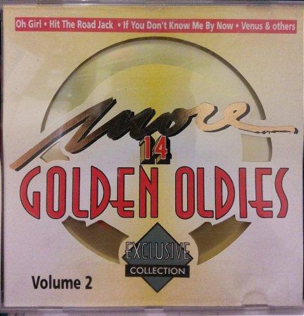 CD - Various - More 14 Golden Oldies - Voluem II