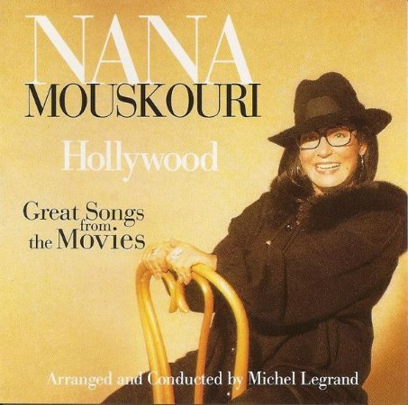 CD - Nana Mouskouri – Hollywood (Great Songs From The Movies) IMP - JAPAN