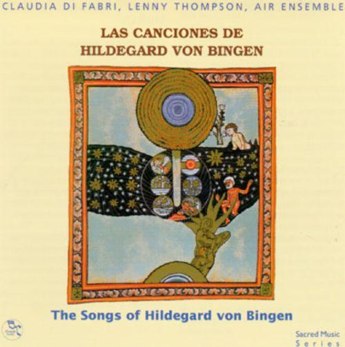 Various - Las Canciones de Hildegard Von Bingen