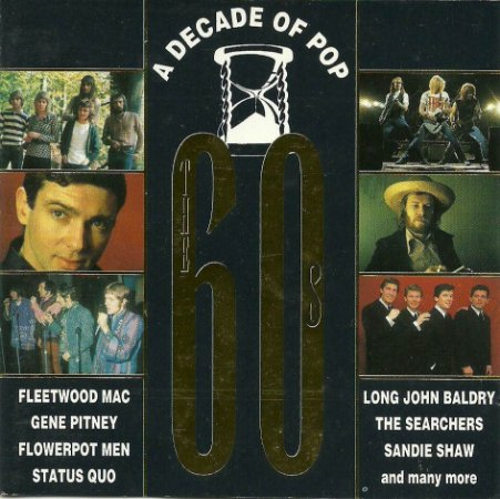 Various ‎– A Decade Of Pop - The 60's