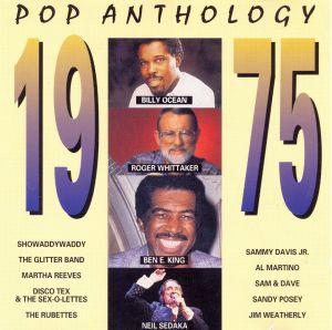 CD - Various – Pop Anthology 1975 - IMP