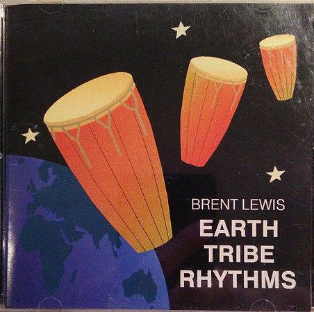 CD - Brent Lewis – Earth Tribe Rhythms - IMP