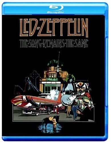 Blu-ray - Led Zeppelin – The Song Remains The Same - Imp -  lacrado
