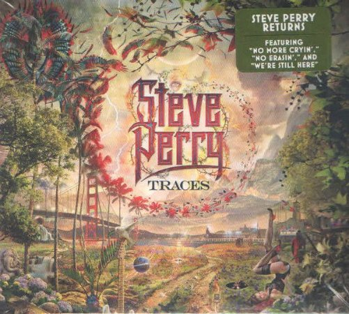 Steve Perry – Traces  (Digipack)