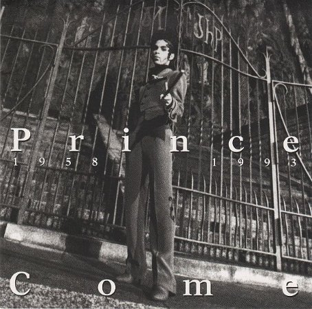 CD - Prince - Come - IMP
