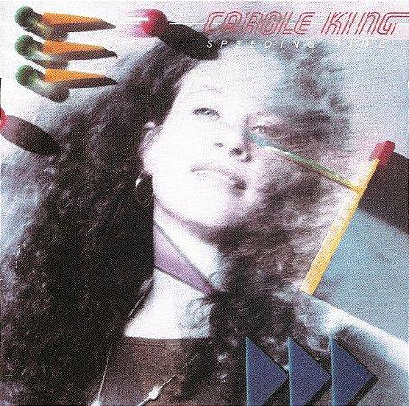 CD - Carole King – Speeding Time - IMP