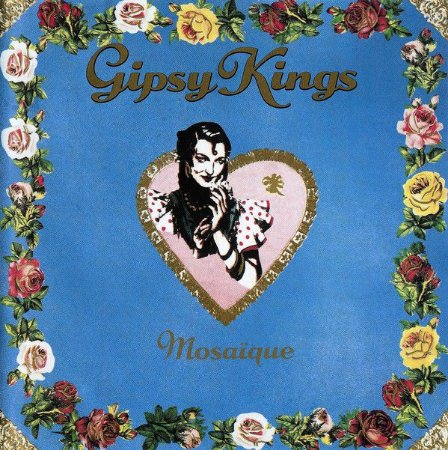 CD - Gipsy Kings – Mosaïque