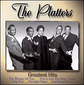 CD - The Platters - Greates Hits -IMP
