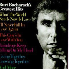 CD - Burt Bacharach ‎– Burt Bacharach's Greatest Hits