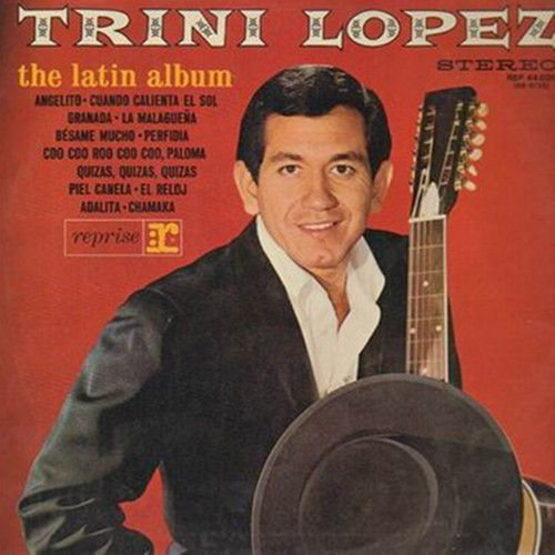CD - Trini Lopez – The Latin Album