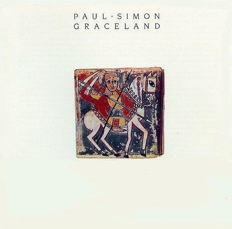 CD  - Paul Simon  – Graceland - IMP