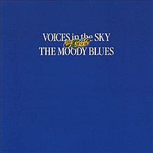 The Moody Blues ‎– Voices In The Sky (The Best Of The Moody Blues)