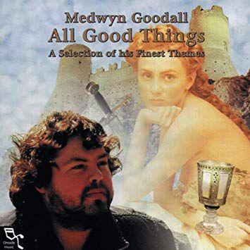 CD - Medwyn Goodall - All Good Things - IMP