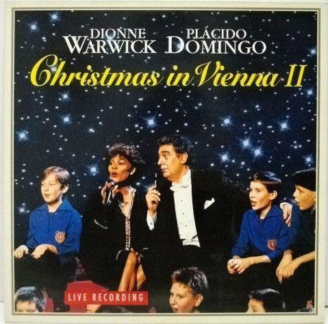 Dionne Warwick, Placido Domingo – Christmas In Vienna II