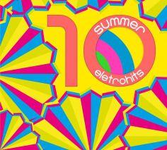 CD - Various - Summer Eletrohits - vol. 10 (digipack)