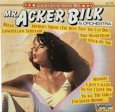 CD - Mr. Acker Bilk & Orchestra – Mr. Acker Bilk & Orchestra  - IMP