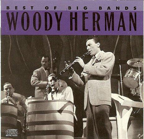 CD - Woody Herman – Best Of The Big Bands