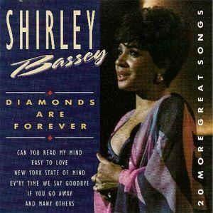 CD - Shirley Bassey – Diamonds Are Forever - IMP