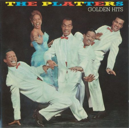 CD - The Platters – Golden Hits - IMP
