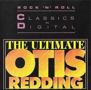 CD - Otis Redding ‎– The Ultimate Otis Redding - IMP