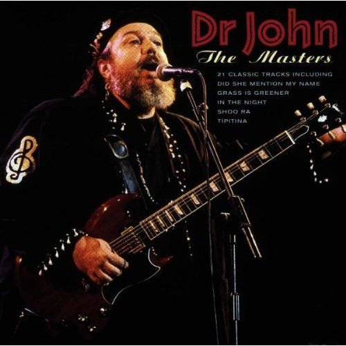 CD - Dr. John – The Masters - IMP