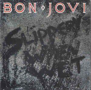 CD - Bon Jovi – Slippery When Wet
