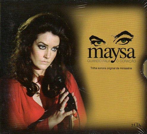Maysa - Quando Fala O Coração (Digipack)