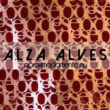 CD - Alza Alvez - Aproximadamente Eu