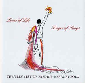 CD - Freddie Mercury – The Very Best Of Freddie Mercury Solo