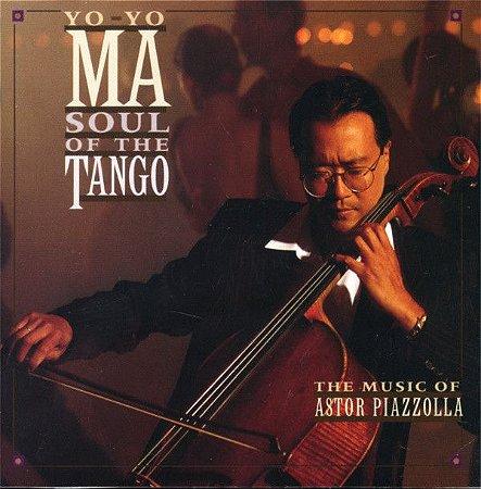 Yo-Yo Ma – Soul Of The Tango (The Music Of Astor Piazzolla)