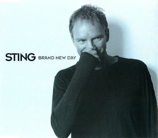 Sting ‎– Brand New Day (single)