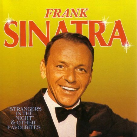 """CD - Frank Sinatra – """"Strangers In The Night"""" & Other Favourites - IMP"""
