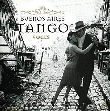 CD – Buenos Aires Tango Voces (Vários Artistas)