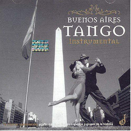 CD - Buenos Aires Tango Instrumental (Vários Artistas)