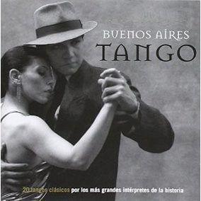 CD - Buenos Aires Tango - 20 tangos clássicos