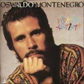 LP - Oswaldo Montenegro – Vida De Artista