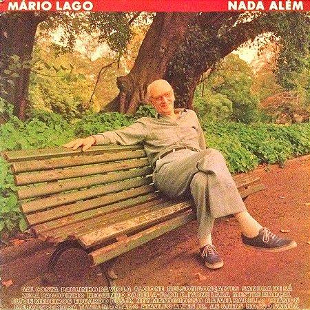 LP - Mário Lago – Nada Além