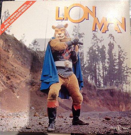 LP - Lion Man (Seriado TV Manchete)
