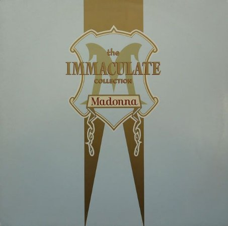 LP - MADONNA - THE IMMACULATE COLLECTION - Duplo