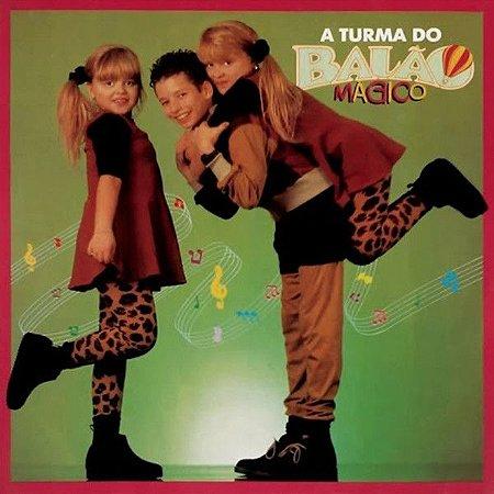 LP - A Turma Do Balão Mágico (1990) (Amigo Planeta )