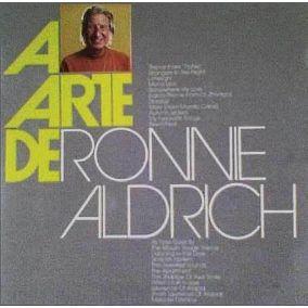 CD - Ronnie Aldrich - A Arte de Ronnie Aldrich