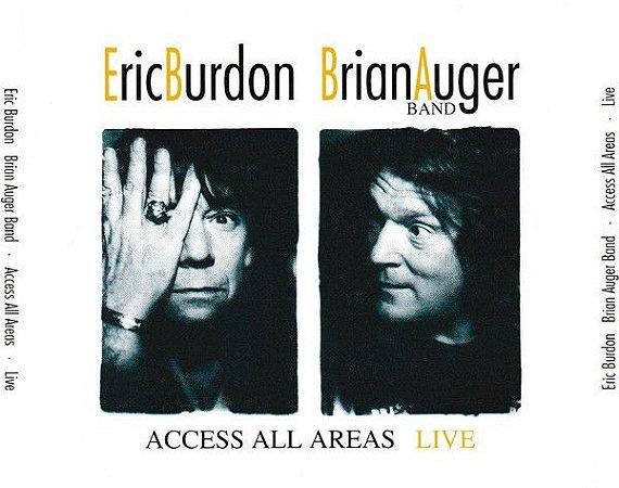 Eric Burdon Brian Auger Band – Access All Areas Live