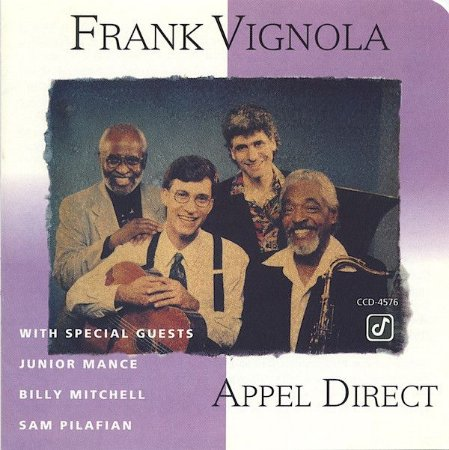 Frank Vignola ‎– Appel Direct